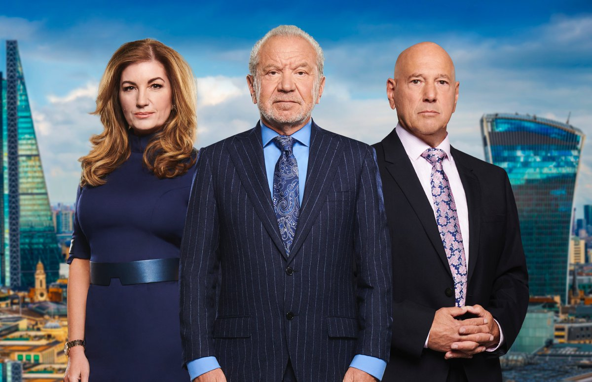 *****BREAKING NEWS*******The Apprentice is back...Episode 1, Wednesday 2nd October, BBC1 9pm - THE FIRST EPISODE IS SO GOOD BBC News AT TEN HAS BEEN PUSHED BACK!! @bbcapprentice @BBCOne