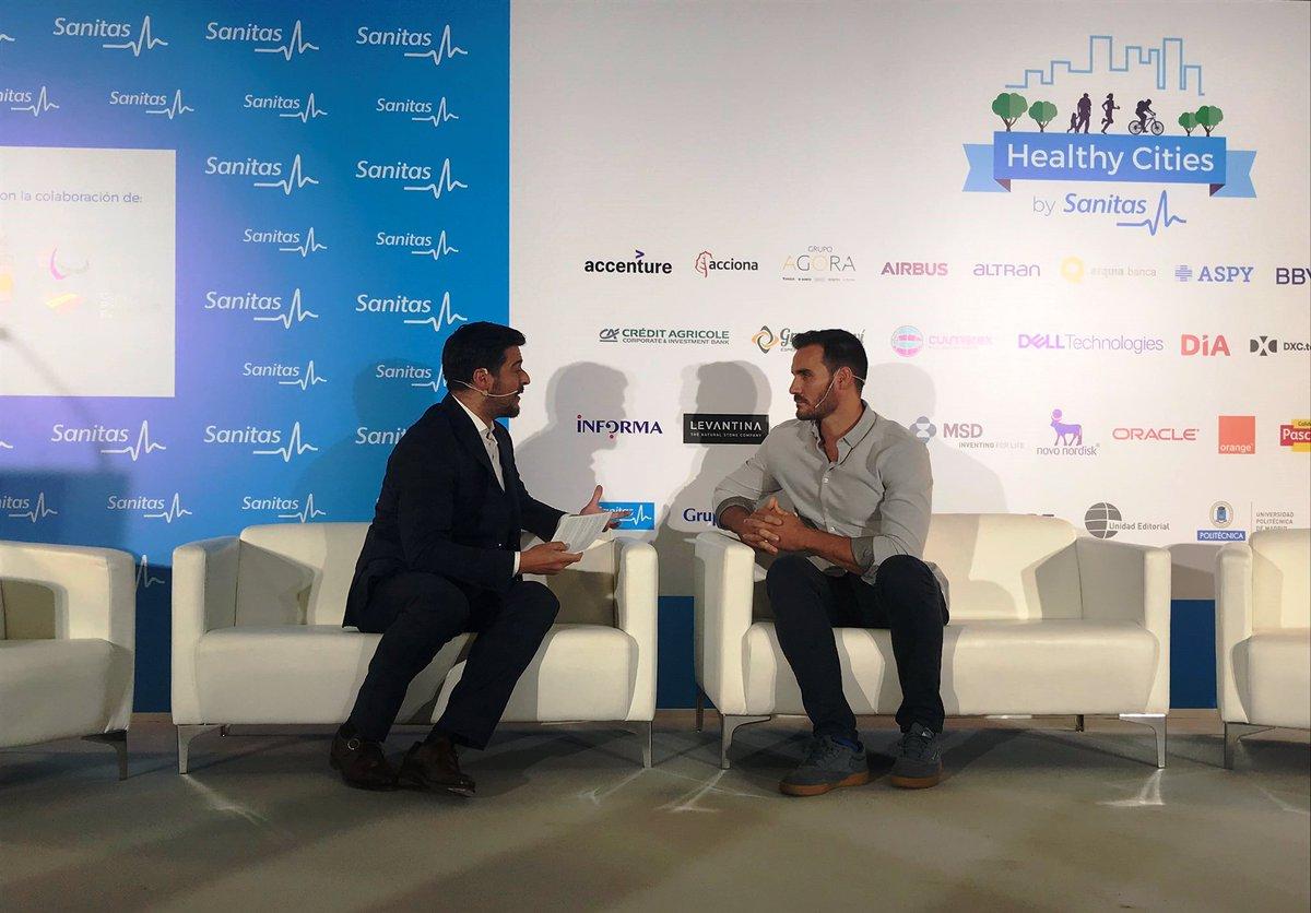 test Twitter Media - #HealthyCities2020 comienza el 28 de sep. y termina el 20 de junio.⏱💪 Ha sido presentado esta semana en Madrid con la colaboración de @COE_es, @Paralimpicos , @MADRID @SaulCraviotto @mbarreiro_tve, .😀👍 Recuerda 10.000 pasos al día para mejorar tu salud. ¡¡Puedes hacerlo🚶♂️🚶♀️!! https://t.co/VIbTR51hH8