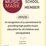Image for the Tweet beginning: We're now a @musicmarkuk