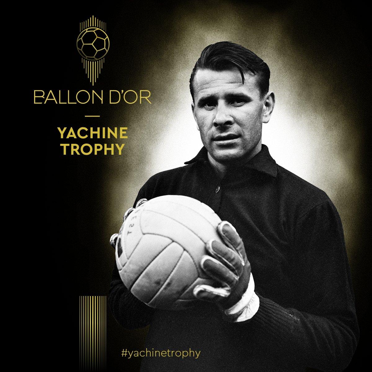 Trophée Yachine