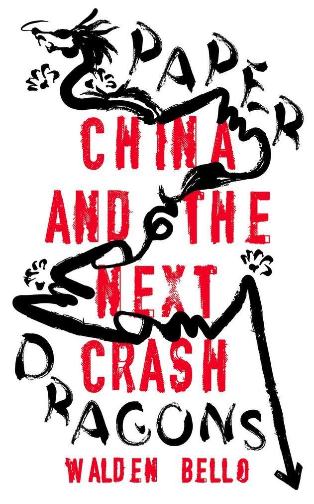 About to hear @WaldenBello kick off his European book tour @sciencespo @MaxPo_EU Paper Dragons: China and the Next Crash @ZedBooks