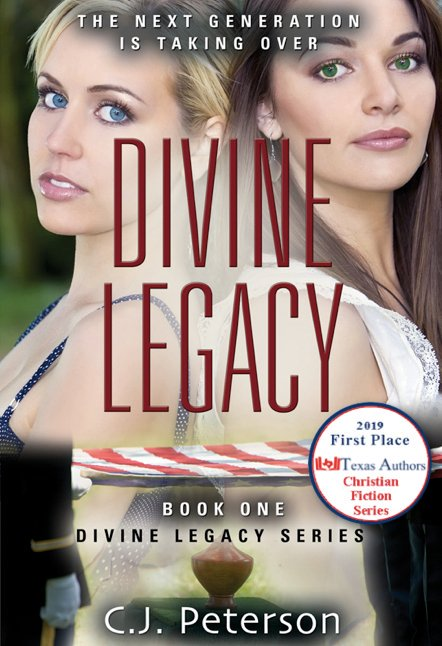 Diane E. Lindmark on Twitter: In a #celebration countdown, @authoress_cj be giving away the first book in each series! This week's #ebook #giveaway will be DIVINE LEGACY part of the multi #awardwinning #Christfic #series by @authoress_cj📚It will be #FREE 16SEP-20SEP! Get yours at: