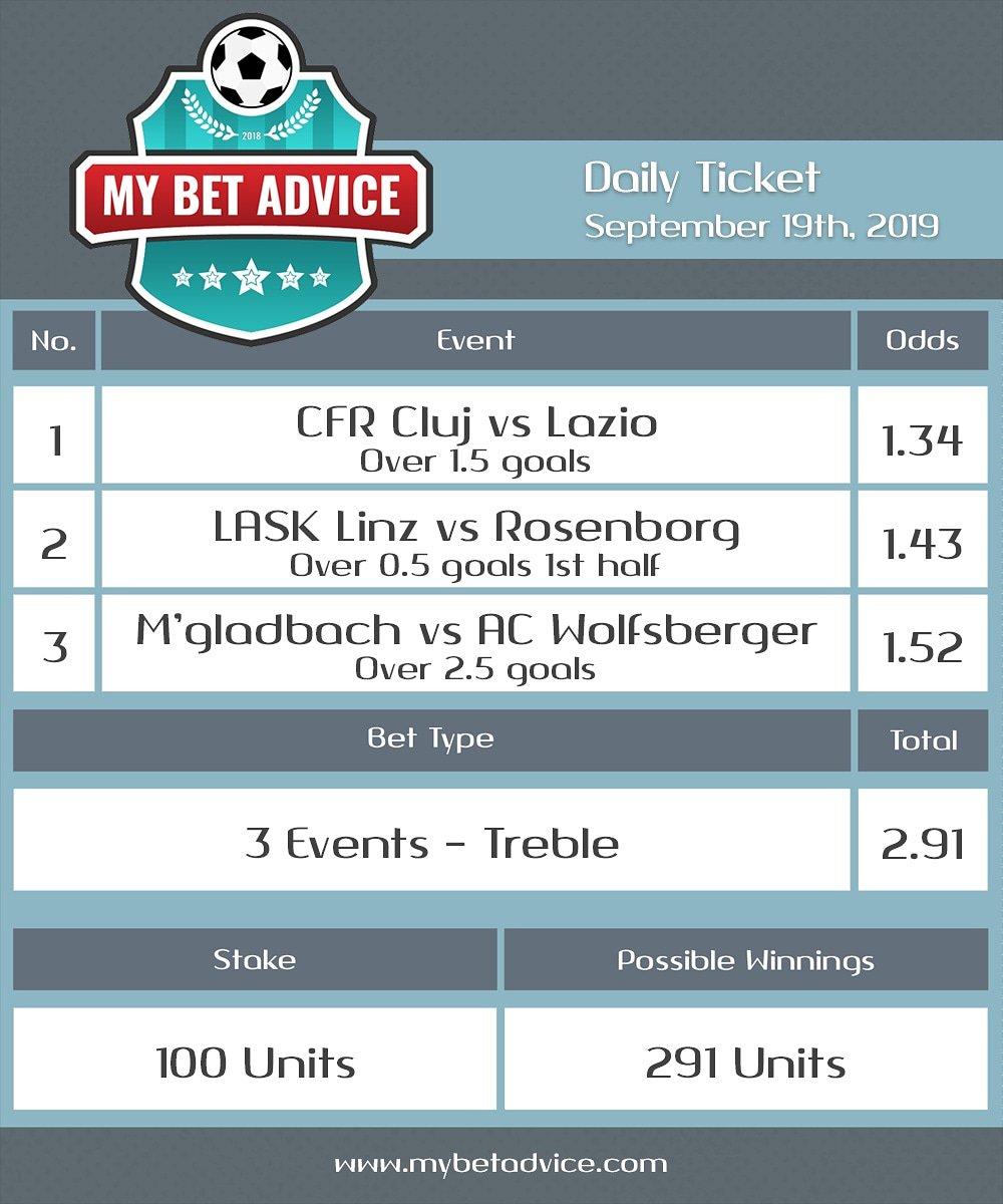 rosenborg v lazio betting expert
