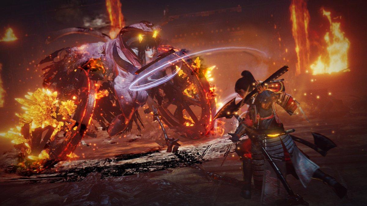 Los Yokais ya están listos para la batalla. Échale un vistazo a todas las novedades de #Nioh2 y prepárate para 2020. ¡Y recuerda que la BETA está disponible del 1 al 10 de Noviembre!