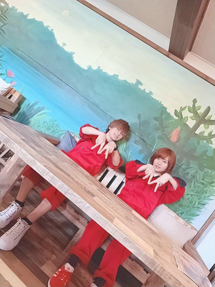 """天﨑さんとDIYをする番組。""""M's GARAGE""""が配信されました!汗だくになりながら、木材をギコギコしたりしましたよー🔨💦是非、ご覧ください!!"""