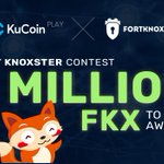 Image for the Tweet beginning: FortKnoxster is launching a contest