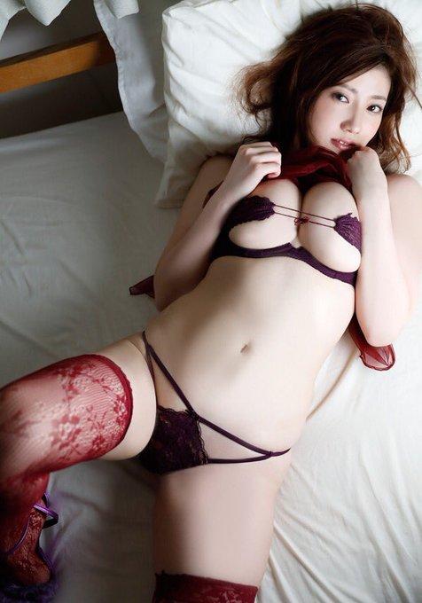 グラビアアイドル草野綾のTwitter自撮りエロ画像20