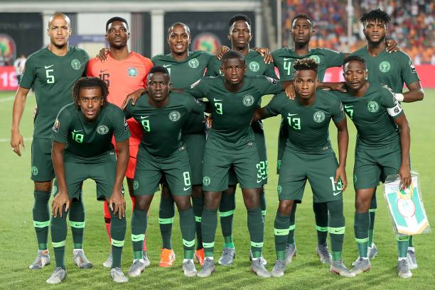 FIFA drops Super Eagles to 34th position in world ranking, but still 3rd in Africa.  What happens to #AFCON2019 ?<br>http://pic.twitter.com/JIicKilo0x