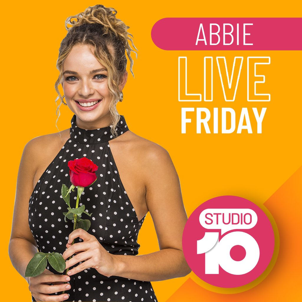Tomorrow, Abbie joins us to unpack the massive #TheBachelorAU finale! 🌹 See you then...