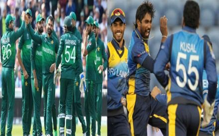 Breaking-SLC Today (19)said it will go ahead with its tour of Pakistan despite fears that players could be the targets of terror attacks during the six-match visit.Mohan de S - The tour is on as we planned. I myself and our office bearers will also be accompanying team.#CRICKET
