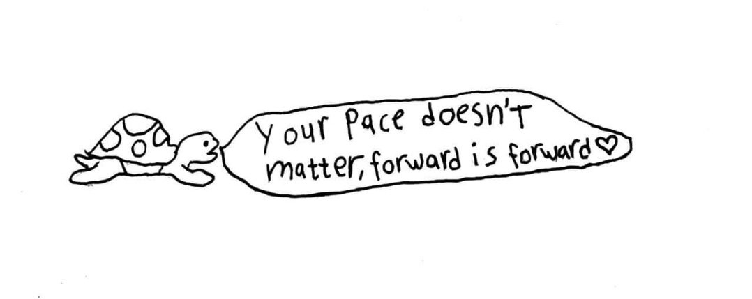 Your pace doesn't matter. Forward is forward.  #ThursdayMotivation #thursdaymorning #ThursdayThoughts #inspiration #Motivation #life #love #success #WritingCommnunity<br>http://pic.twitter.com/8IHAU6Pply