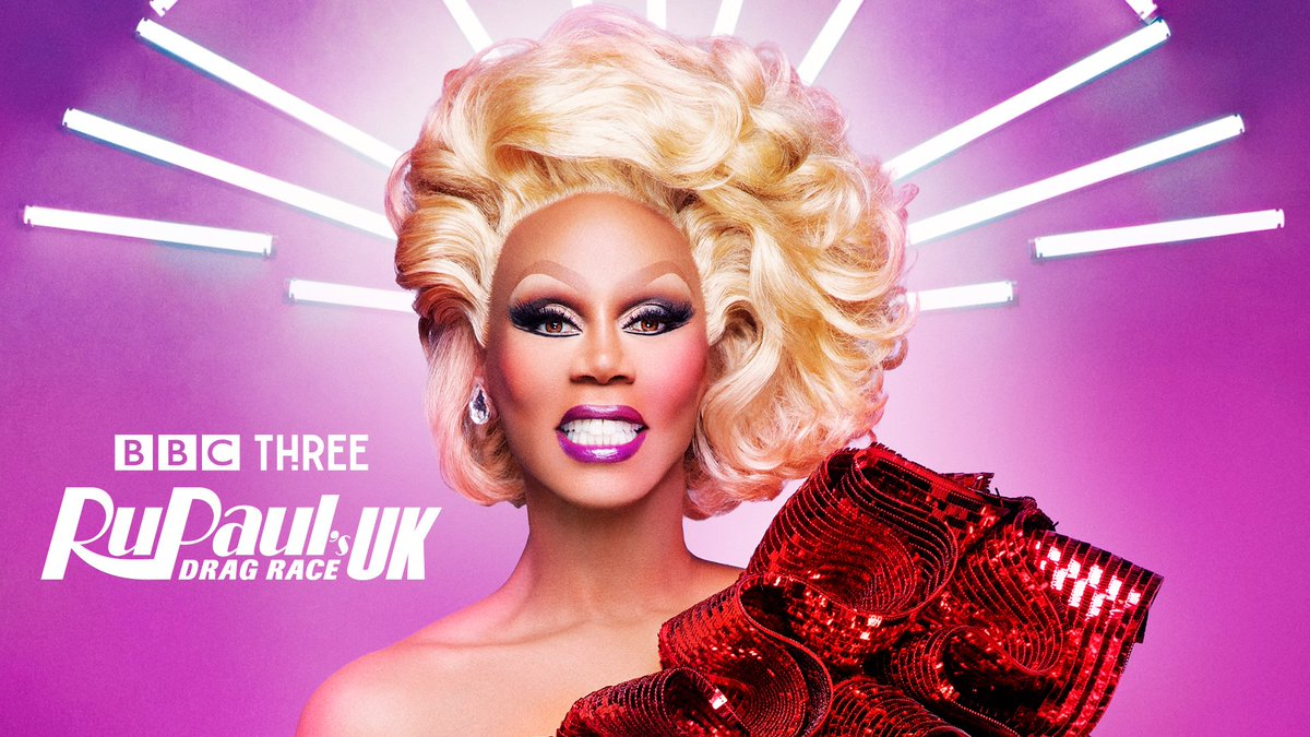 Mama Ru's in search of the UK's very first drag race superstar. Prepare for the ride of your life!@BBCThree's #DragRaceUK lands Thursday 3rd October from 8pm. Only on iPlayer.