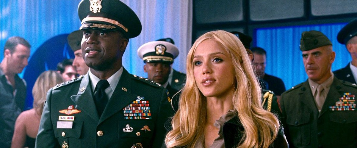 "MarvelFlix ar Twitter: ""Esta referencia a Nick Fury en Brooklyn 99 la amo,  lo mejor es q no es aleatoria ¿Sabias que André Braugher CASI interpretó a  Nick Fury en FANTASTIC FOUR"