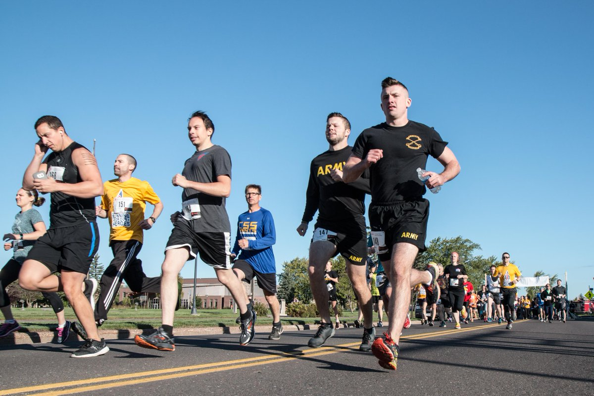 Register now for the 6th annual Running for Our Heroes 5K on Saturday, Sept. 28! All proceeds benefit the Douglas County Soldiers and Sailors Relief Fund & the UW-Superior Veteran and Nontraditional Student Center Emergency Fund. https://t.co/eLKFII1bc9 https://t.co/gv84sOCSx5
