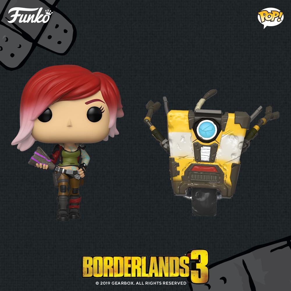 Coming Soon: Pop! Games—Borderlands 3! funko.com/blog/article/c… @Borderlands #Funko #Pop #FunkoPop #Borderlands
