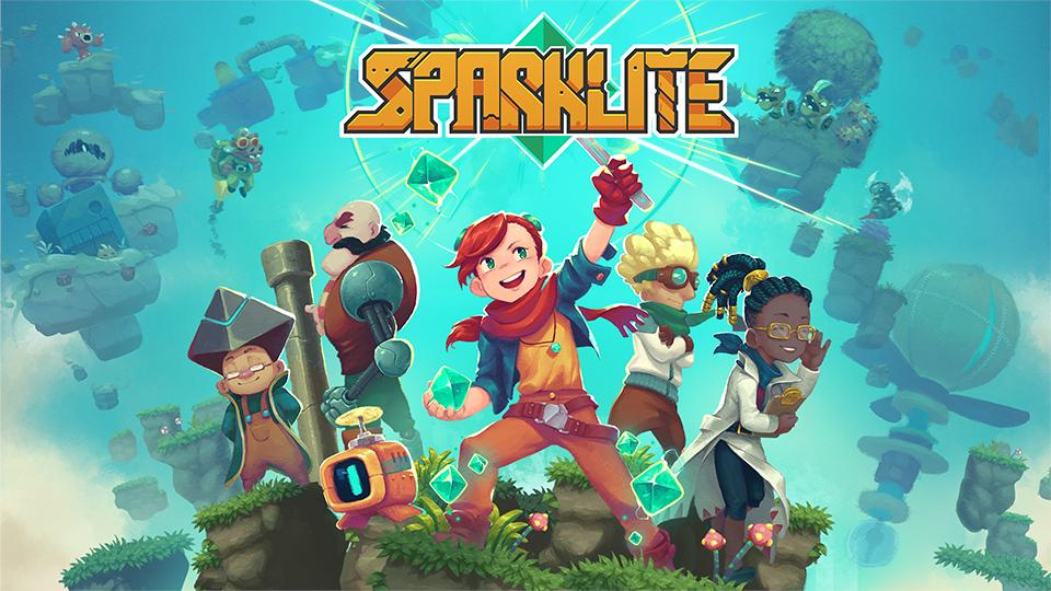 #Sparklite is coming to #NintendoSwitch on the 14th November 2019!The whimsical action-adventure will be available to pre-order from the 7th November on the #NintendoeShop!http://bit.ly/2NkYEkB @redbluegames