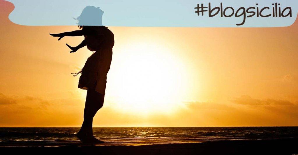 """#blogsicilia """"L'importante è quello che provi mentre corri"""" G.Faletti"""