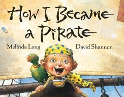Celebration #TalkLikeaPirateDay with HOW I BECAME A PIRATE, available for only $2.99 at Amazon! @MelindaLong14