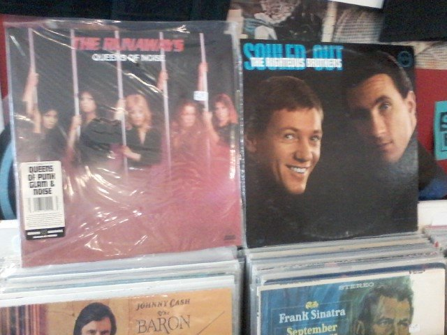 Happy Birthday to Lita Ford of the Runaways & Bill Medley of the Righteous Brothers