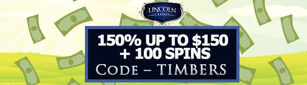 No Deposit Forum On Twitter Lincoln Deposit Bonus 150 Up To