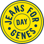 Don't forget! We're supporting the fantastic charity @JeansforGenes. Children are encouraged to come to school tomorrow - Friday 20th September - wearing their their own clothes (which may or may not include jeans). 😊👖 #JeansForGenes #charity #fundraising