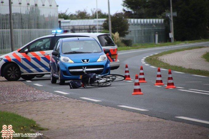 Fietsster geschept bij ongeluk Noordlandseweg https://t.co/OQlcbDtHiZ https://t.co/pmW90hoRry