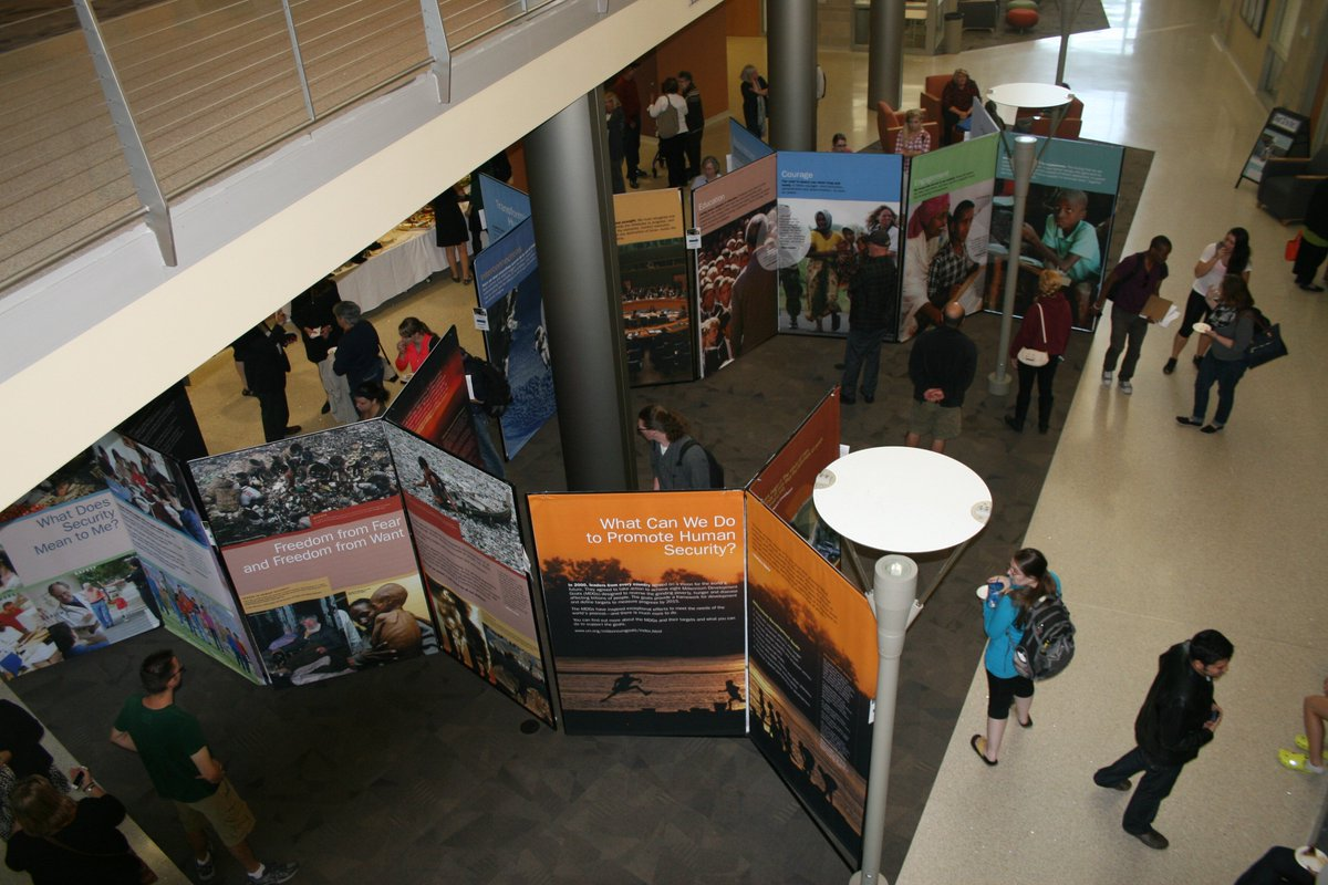 UW-Superior's Center for Continuing Education announces the return of the Transforming the Human Spirit exhibit to campus Sept. 23 through Oct. 4 on the 1st floor of Swenson Hall. Free & open to the public. https://t.co/RWZXFNmExu https://t.co/IxfP5nzyn3