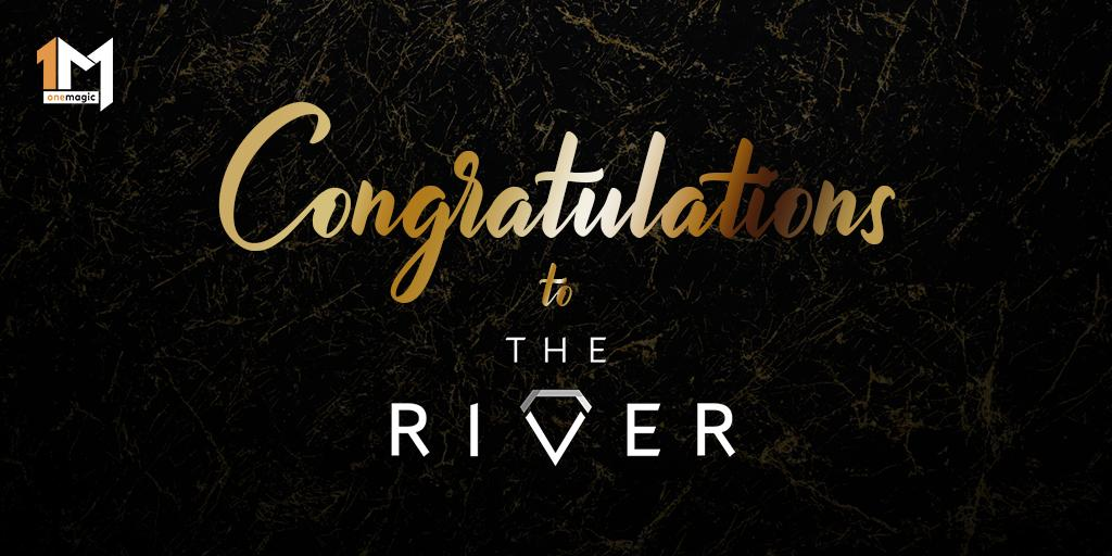 A huge congratulations to 1Magic's nomination on The River for an Emmy Award in the Best Telenovela category produced by @TshedzaPictures bit.ly/2kUuSGy Bring it home! #TheRiver1Magic