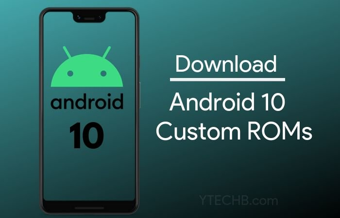 Download Android 10 Custom ROM for your Smartphone!Here - https://www.ytechb.com/download-android-10-custom-rom/ …#Android #Android10 #AndroidQ #Download #ROM #Update