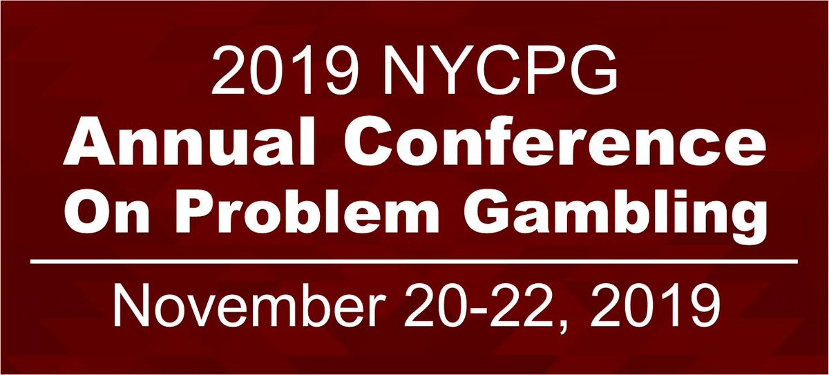 Join us to learn about #ProblemGambling & #Trauma with keynote speaker Anthony Zenkus! #NYCPG2019 #Treatment - https://mailchi.mp/nyproblemgambling/first-keynote-speaker-confirmed-390373…