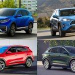 Image for the Tweet beginning: 2020 Honda CR-V Hybrid vs