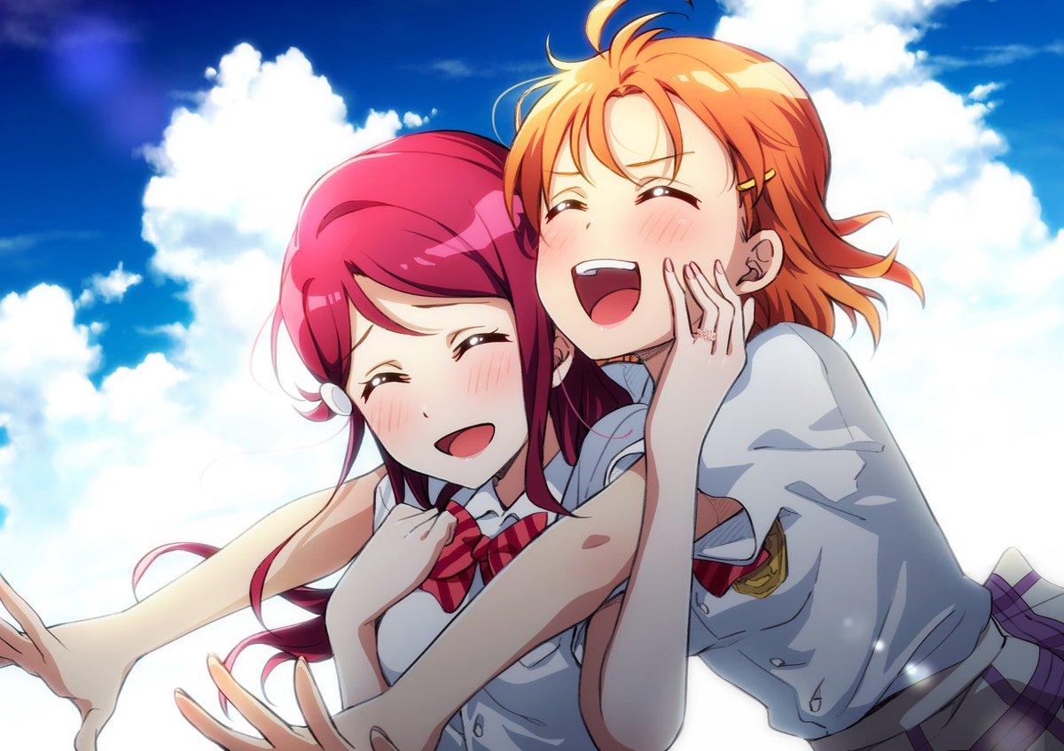 色づいたわたしの世界はきみの笑顔に満ちている #桜内梨子誕生祭2019