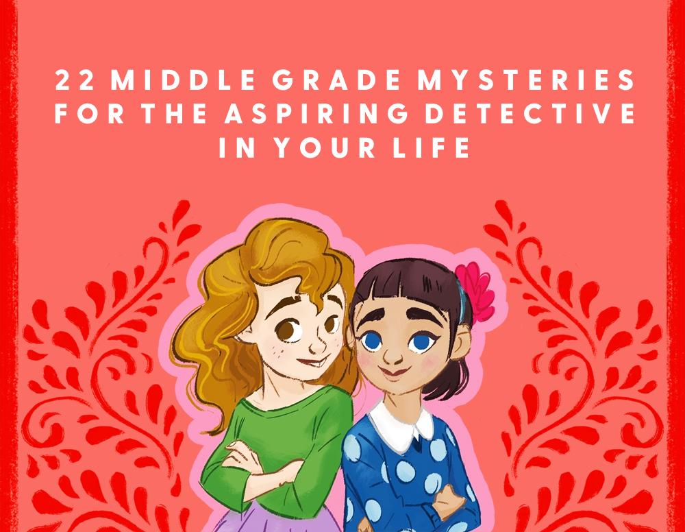 Secret codes, mysterious murals, burdensome blackmail and dognappers - Oh my! Middle grade detectives are on the case in Pop! Goes The Readers latest Patreon-exclusive post that features twenty-two mysteries for the aspiring sleuth in your life! patreon.com/posts/twenty-t…