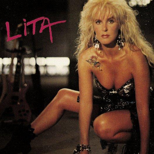 Happy Birthday to Rock Goddess Singer/Guitarist Lita Ford. She turns 61 today.