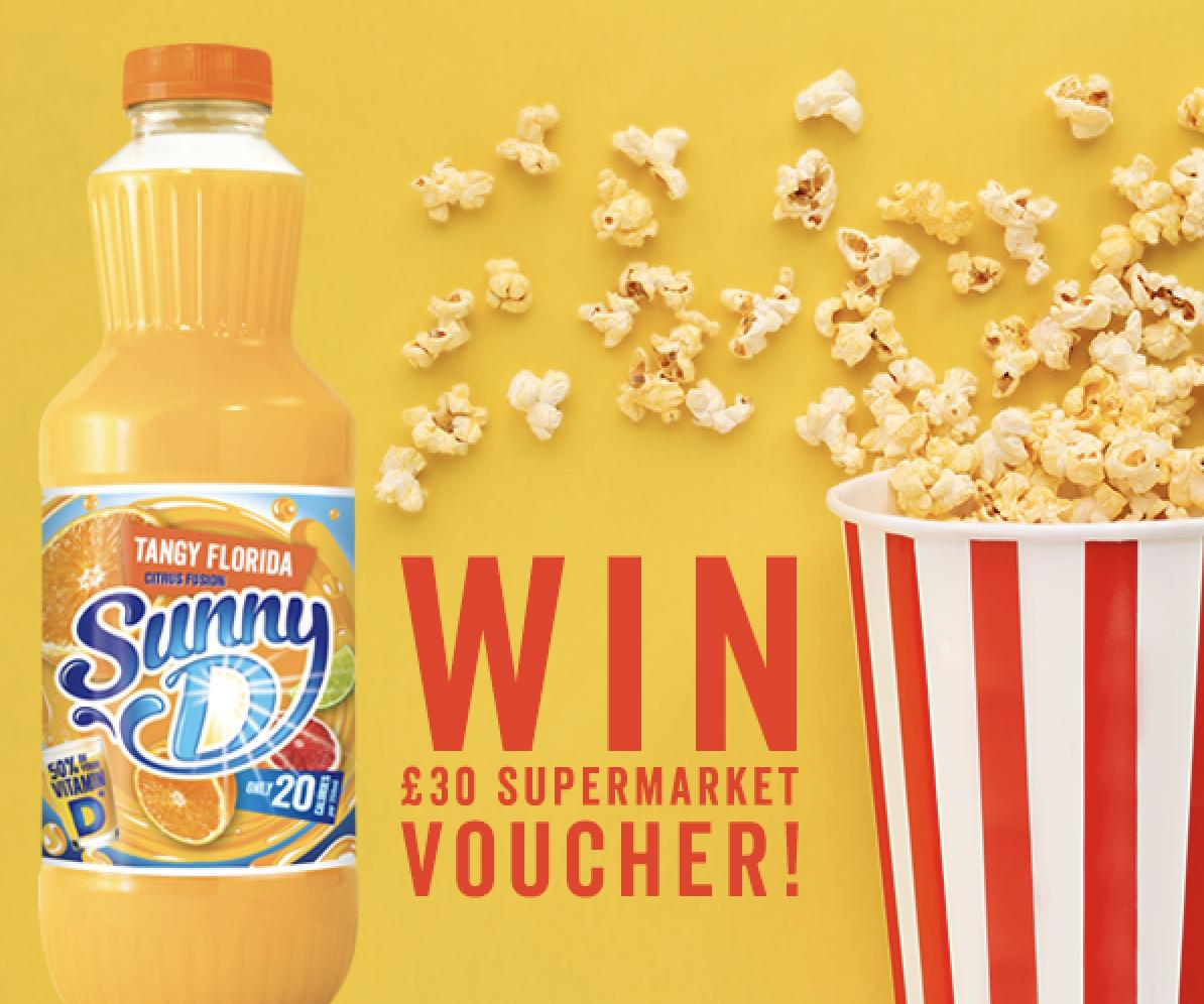 Follow, Retweet & Reply for the chance to win a £30 Supermarket Voucher   September is the peeeerfect time for a cosy movie night in. But what are the essentials for such a night? A film (obvs) and great snacks! Ends 9am 27/09, UK Entrants Only, T&Cs Apply #FreebieFriday <br>http://pic.twitter.com/U0vrfFgMSD