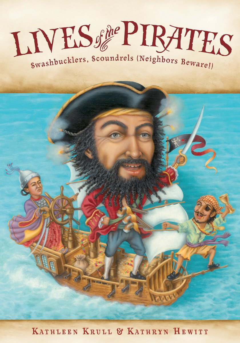 Arrr! Celebrate #TalkLikeaPirateDay with LIVES OF THE PIRATES, available on Amazon for just 1.99! ow.ly/oAf650wdyuK