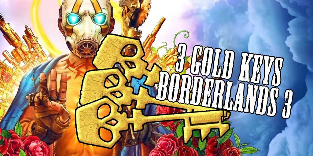 Lets do a quick and easy one today.  Thanks to @olraxus I've got 3 Gold Keys to give away to one lucky winner.  RETWEET TO ENTER 1 WINNER  Ends when tweet is 10 hours old (19 SEP 20:00 EDT) https://t.co/RxGdfvPLJc