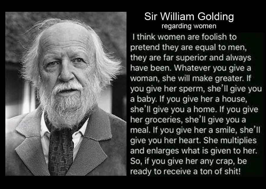 It's the Birthday of William Golding.<br>http://pic.twitter.com/4pxoDnnXhf