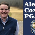 Image for the Tweet beginning: Congratulations to @alexvcox, PGA, Tennessee's