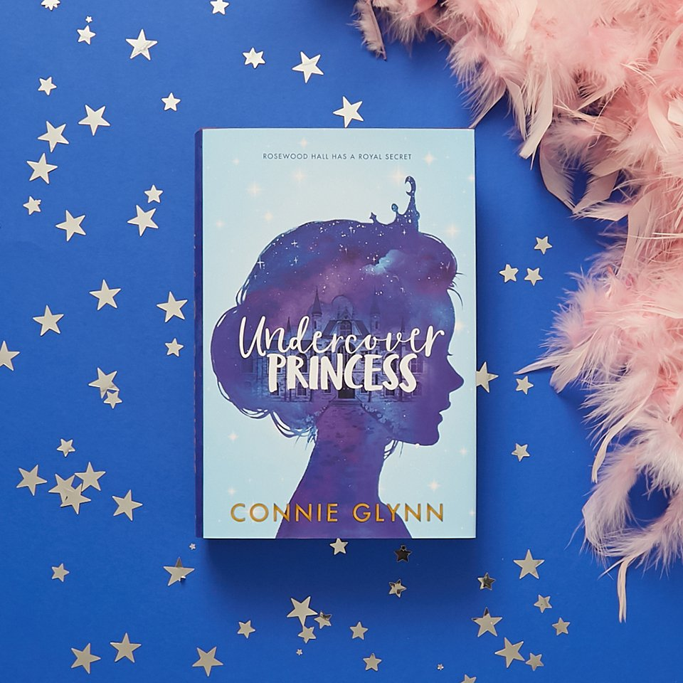 Lottie is an ordinary girl who longs for the extraordinary. Ellie is a princess who wants an ordinary life. When they swap identities, what could go wrong? @connieglynns UNDERCOVER PRINCESS is out in paperback! Enter for your chance to win a copy! ow.ly/zyfw50wgddk
