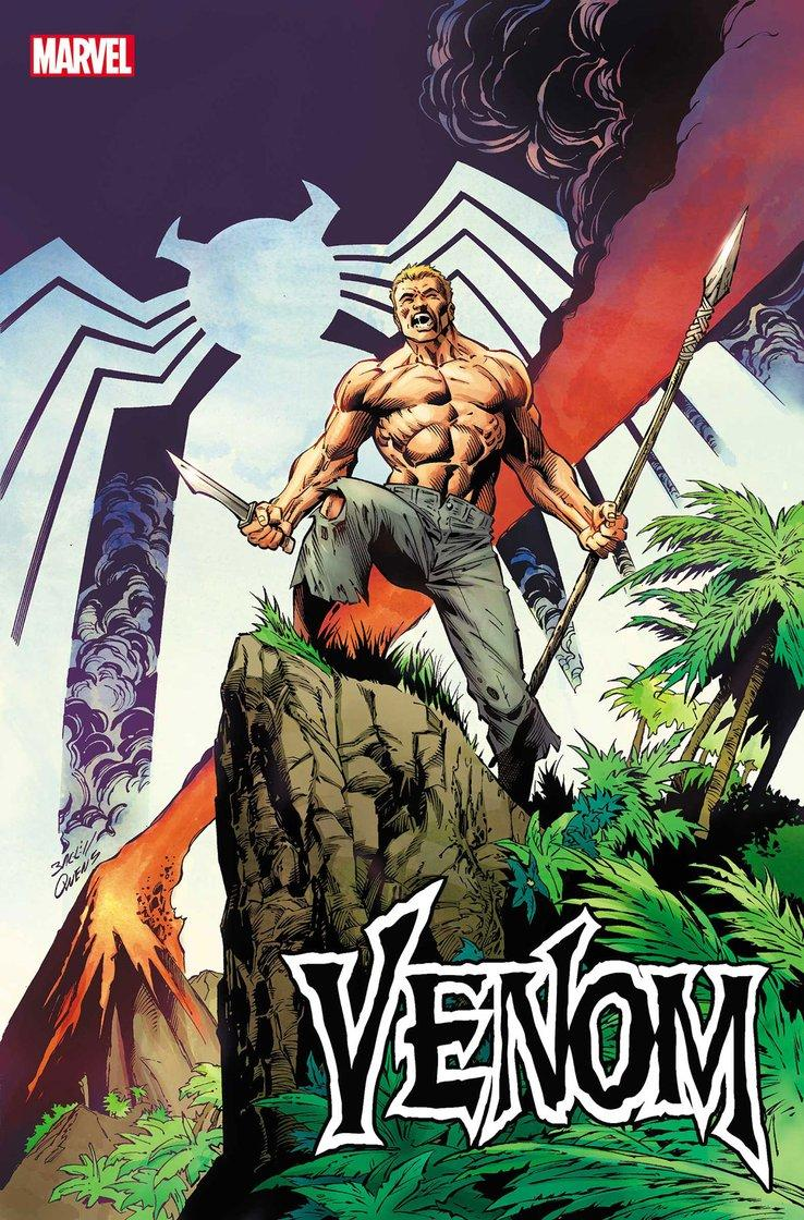@jared_webb1 @Mitch692 @WeaponXKP21 @AKARELK @SuperSuitShow @The_GWW @rdauterman @79SemiFinalist Venom Island? Yea count me in. VENOM #21 DONNY CATES (W) • MARK BAGLEY (A/C)