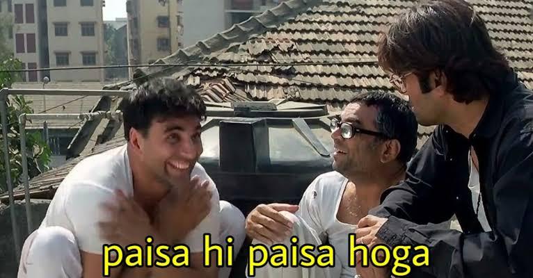 """Rais Shaikh on Twitter: """"BMC be like... Phir Se Defamation Karenge ..."""