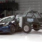 Image for the Tweet beginning: Tesla Model 3 named an