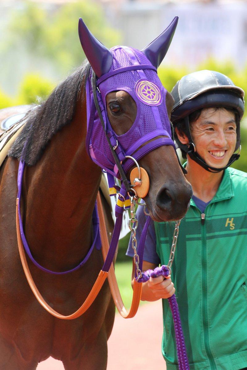 サノチナ(柴田大知騎手) (8月31日 新潟6R 2歳新馬) 母母はソリッドプラチナム(マーメイドS勝ち)です。 #サノチナ #柴田大知