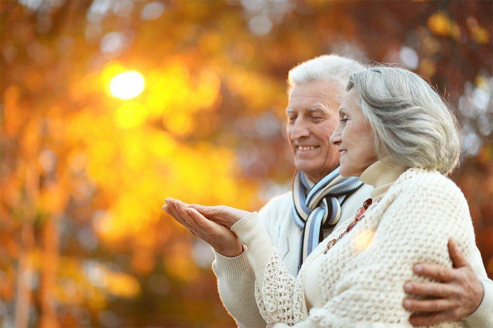 Фото день пожилого человека, красивые картинки