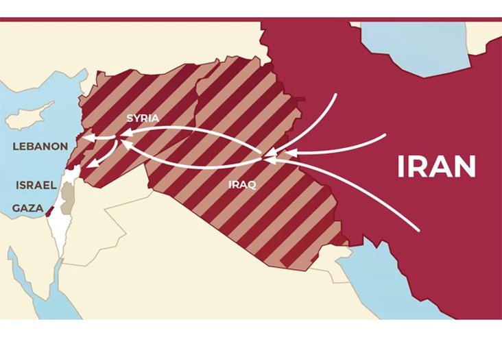 In Lebanon, Syria, Iraq and Gaza, Iranian forces and terrorist proxies are attempting to surround Israel with increasingly advanced weaponry, preparing for the next large-scale conflict against the Jewish state. aipac.org/-/media/public…