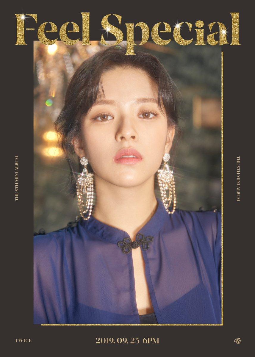 TWICE THE 8TH MINI ALBUM Feel Special 2019.09.23 MON 6PM #TWICE #트와이스 #FeelSpecial #JEONGYEON #정연