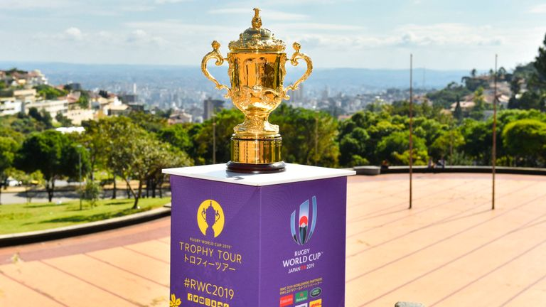 test Twitter Media - QUIZ: Rugby World Cup history ❌✔️🏆  The 2019 Rugby World Cup is nearly upon us! It's been four years in the making and we have a quiz to test your knowledge before things kick-off 🏉  👉 More here: https://t.co/AKgkt9d7bF https://t.co/dc7uBNn3LL