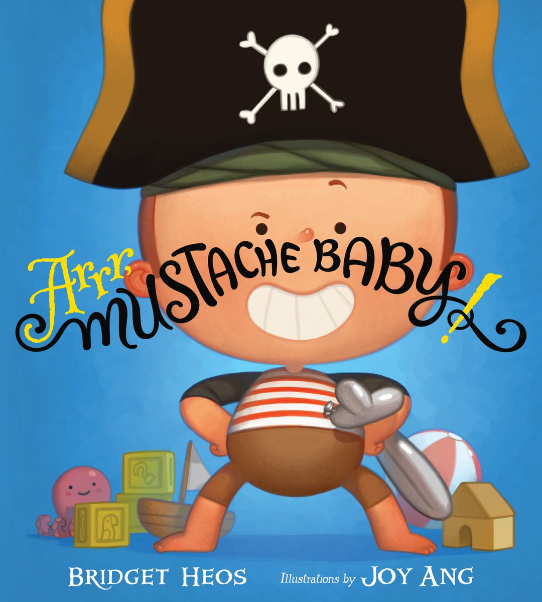 Shiver me timbers! Celebrate #TalkLikeaPirateday with ARR, MUSTACHE BABY!, available for 1.99 on Amazon! @joy_ang @bridgetheos ow.ly/wg2H50wdzan