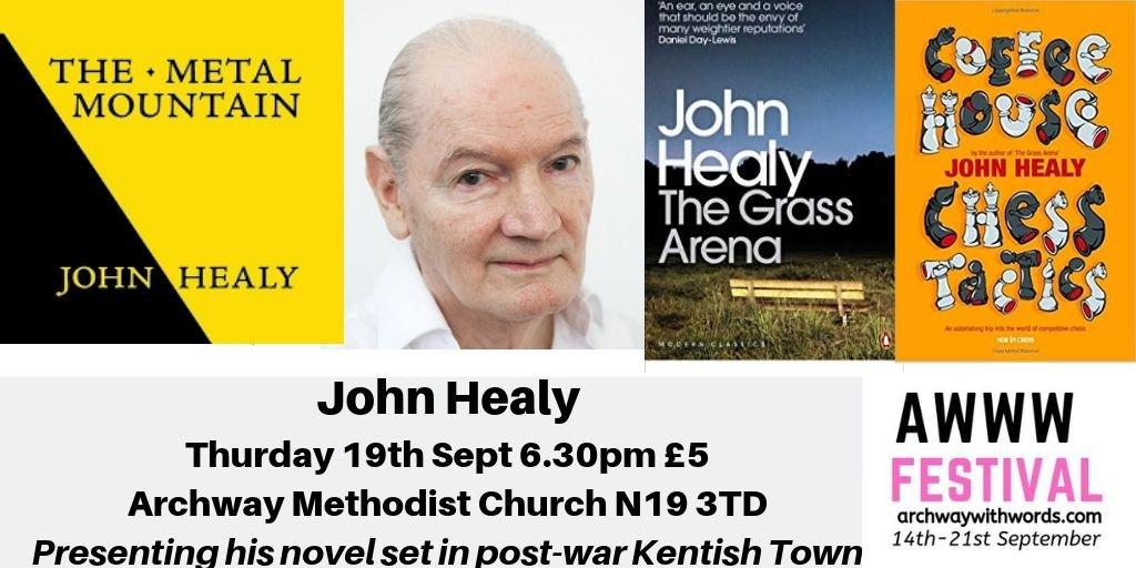John Healys Metal Mountain - TONIGHT!! @mePadraigReidy